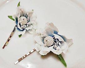 Ozdoby do vlasov - Frozen Flower 6 - 11410176_