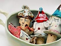 Pomôcky - zátka klaun - 11409853_