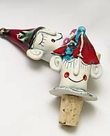 Pomôcky - zátka klaun - 11409892_