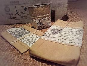 Úžitkový textil - Andělská dekorační souprava - 11410473_