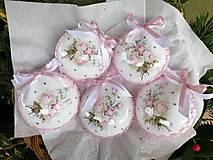 Dekorácie - ružičky - 11409910_