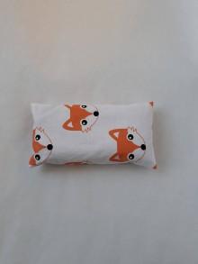 Úžitkový textil - Pohánkový vankúšik s obliečkou - mini - 11412509_