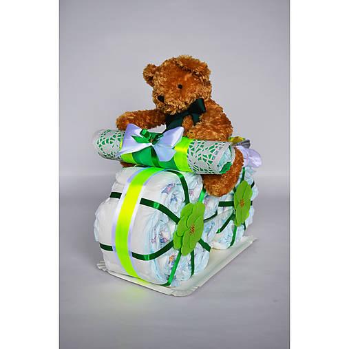 Plienková torta MOTORKA