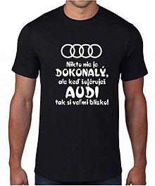 Tričká - tričko AUDI - 11413069_