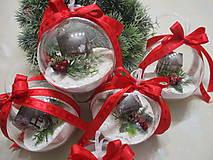 Dekorácie - Vianočné ozdoby - 11413812_