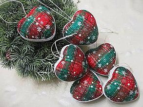 Dekorácie - Vianočné ozdoby - 11413788_