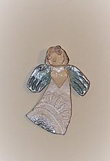 "Dekorácie - anjel-ica ""ochranca"" II - 11414838_"