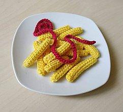 Hračky - Hranolky s kečupom - 11414718_