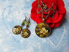 Sady šperkov - Na olivovej lúke - 11413448_