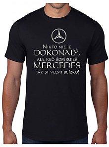 Tričká - tričko MERCEDES - 11413803_