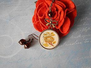 Sady šperkov - Vtáčia neha # 64 - 11417281_