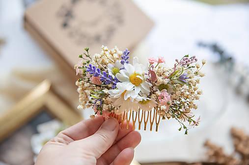 """Kvetinový hrebienok """"vôňa jarnej lúky"""""""