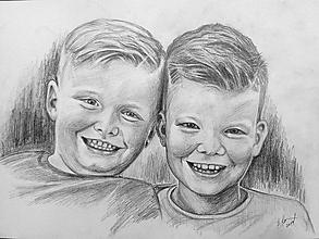 Kresby - najlepší kámoši... :-) - 11415811_