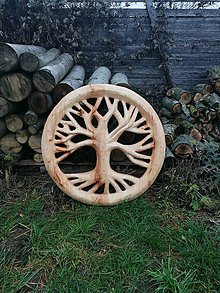 Dekorácie - Strom života - 11419285_
