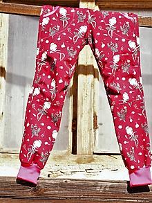 Detské oblečenie - Softshellky s baletkami skladom v 104 - 11419345_
