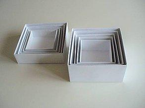 Krabičky - krabička - matrioška - 11419273_
