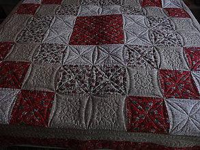 Úžitkový textil - Doplatok za prehoz - 11418224_