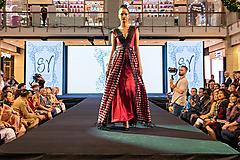 Šaty - Carmen silk - 11420862_