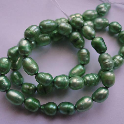 Sladkovodné perly-návlek cca 36cm