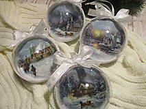 Dekorácie - Vianočné ozdoby - 11422342_