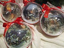 Dekorácie - Vianočné ozdoby - 11422377_