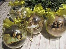 Dekorácie - Vianočné ozdoby - 11422385_