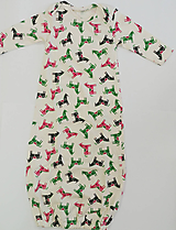 Detské oblečenie - Košieľka na spanie pre bábätko - 11421702_