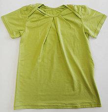 Detské oblečenie - Bambusová tunika - 11421755_