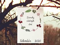 - Kalendár 2020 - 11422860_