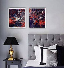 Obrazy - Abstrakt A6_set - 11424516_