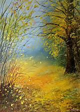 Obrazy - Podzimní den - 11423737_