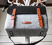 Veľké tašky - Veľká taška Shoulder&crossbody messenger - 11424069_