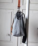 Veľké tašky - Veľká taška Shoulder&crossbody messenger - 11424070_