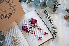 """Náušnice - Kvetinové náušnice """"tvoje objatia"""" - 11424462_"""