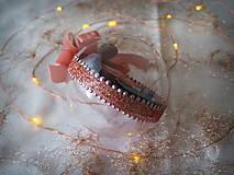 Dekorácie - OBOJSTRANNÉ vianočné gule s 3D fotkou - 11423813_