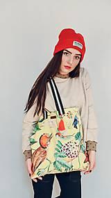 Nákupné tašky - Vtáčik - 11423944_