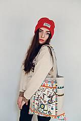 Nákupné tašky - Lulu - 11423950_