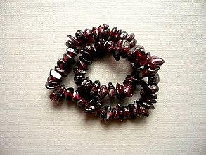Minerály - Minerální zlomky 20 cm - granát - 11425478_