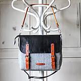 Veľké tašky - Veľká taška Shoulder&crossbody messenger - 11426383_