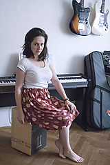 Sukne - Sukňa s vreckami - 11426201_