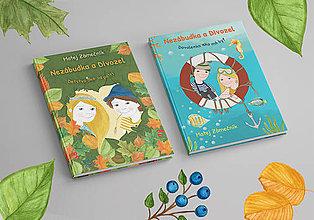 Hračky - Dve knižky s poučným príbehom (set) - 11426528_