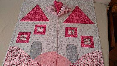 Úžitkový textil - Závesy do detskej izby - 11426733_