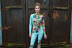 Iné oblečenie - FLOWERS IN THE WINDOW - termo oblečenie - 11427163_