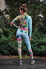 Iné oblečenie - FLOWERS IN THE WINDOW - termo oblečenie - 11427166_