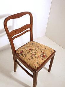 Nábytok - Dubové stoličky - 11428756_