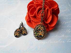 Sady šperkov - Vôňa jesenných kvetov - 11428159_