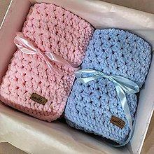 Textil - Detská deka ''Baby'' - 11428842_
