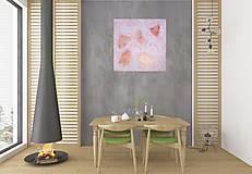 Obrazy - Spoznaj ma - minimalisticý abstraktný obraz - 11429071_