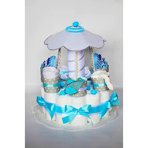 Plienková torta KOLOTOČ