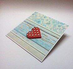 Papiernictvo - Pohľadnica ... valentínka 2 - 11431426_